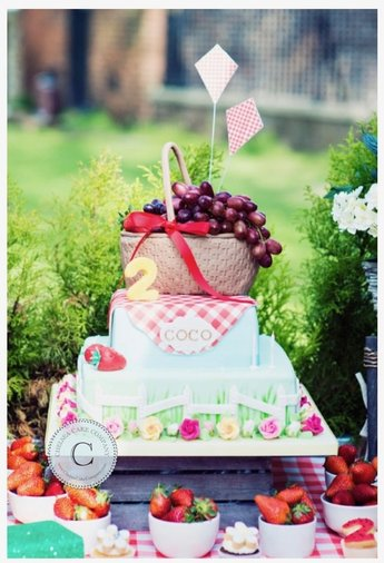 Children's Birthday Cake // Chelsea Cake Company